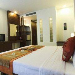 Отель P.S Hill Resort 3* Стандартный номер с двуспальной кроватью фото 21