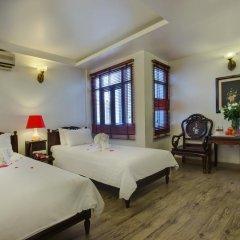 Отель Hanoi 3B 3* Улучшенный номер фото 9