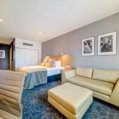 Apex City of Glasgow Hotel 4* Улучшенный номер с различными типами кроватей