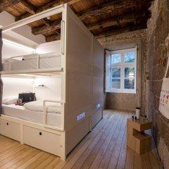 Отель Bluesock Hostels Porto ванная