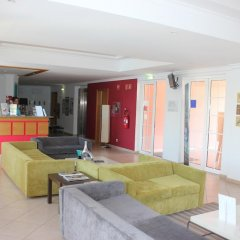 Отель Aqua Mar - Moon Dreams Португалия, Албуфейра - отзывы, цены и фото номеров - забронировать отель Aqua Mar - Moon Dreams онлайн интерьер отеля фото 3