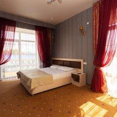 Курортный отель Санмаринн All Inclusive 4* Стандартный номер с различными типами кроватей фото 2