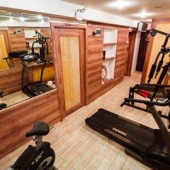 Бутик-отель Корал фитнесс-зал фото 3