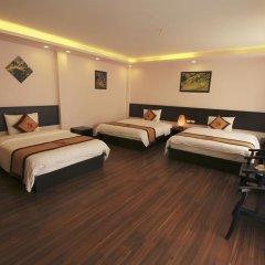 Отель Nguyen Dang Guesthouse Стандартный семейный номер с двуспальной кроватью фото 3