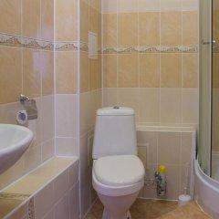Гостиница Вираж ванная фото 2