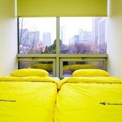 Отель 24 Guesthouse Seoul City Hall 2* Номер Делюкс с 2 отдельными кроватями фото 4