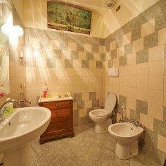 Отель Casa del Glicine Сполето ванная