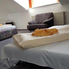 Отель Wasserburg Германия, Мюнхен - отзывы, цены и фото номеров - забронировать отель Wasserburg онлайн комната для гостей фото 4