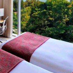 Отель Le Méridien Singapore, Sentosa 5* Стандартный номер с 2 отдельными кроватями фото 4