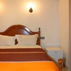 Отель Residencial Vale Formoso 3* Стандартный номер двуспальная кровать фото 14