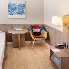 Hotel Dusseldorf City by Tulip Inn 4* Стандартный номер с различными типами кроватей фото 2