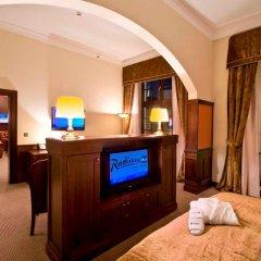 Radisson Blu Hotel, Gdansk 5* Стандартный номер с двуспальной кроватью фото 4