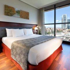Hotel Vía Castellana 4* Стандартный номер с различными типами кроватей фото 5