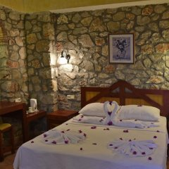 Symbola Oludeniz Beach Hotel Турция, Олудениз - 1 отзыв об отеле, цены и фото номеров - забронировать отель Symbola Oludeniz Beach Hotel онлайн комната для гостей фото 4