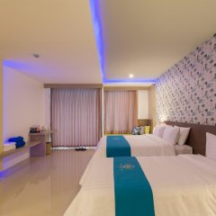 The Phu Beach Hotel 3* Стандартный номер с различными типами кроватей фото 3