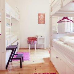 Lisbon Chillout Hostel Кровать в женском общем номере фото 3