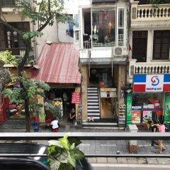 Hanoi Light Hostel Кровать в общем номере с двухъярусной кроватью фото 2