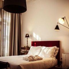 Отель Oporto Loft 4* Номер Делюкс разные типы кроватей фото 4