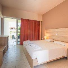 Отель Princess Flora 3* Стандартный номер фото 4