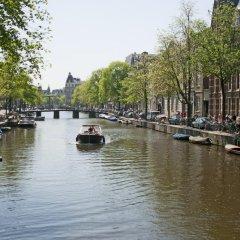Отель Nieuwmarkt Penthouse Нидерланды, Амстердам - отзывы, цены и фото номеров - забронировать отель Nieuwmarkt Penthouse онлайн приотельная территория фото 2