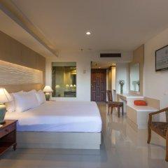 Отель Chanalai Garden Resort, Kata Beach 4* Улучшенный номер с двуспальной кроватью фото 3