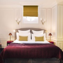Отель Bourgogne Et Montana 4* Стандартный номер фото 2