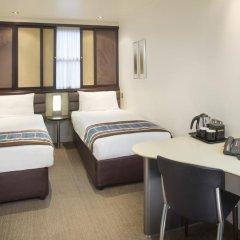 Corus Hotel Hyde Park 4* Стандартный номер с 2 отдельными кроватями фото 2