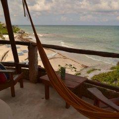 Отель Posada del Sol Tulum 3* Номер Делюкс с различными типами кроватей фото 16