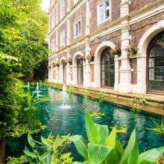 Отель Safestay London Kensington Holland Park Стандартный номер с различными типами кроватей фото 3