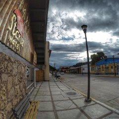 Отель Parador Santa Cruz Мексика, Креэль - отзывы, цены и фото номеров - забронировать отель Parador Santa Cruz онлайн парковка