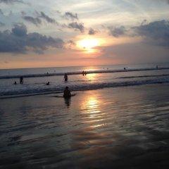 Sun Island Hotel Legian пляж