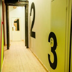Hostel Architector интерьер отеля