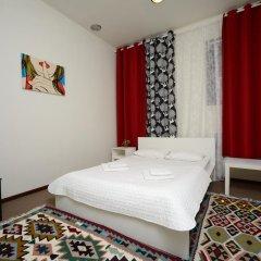 Гостиница Петровка 17 Номер Эконом с разными типами кроватей (общая ванная комната) фото 5