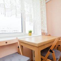 Апартаменты Apartments at Proletarskaya Апартаменты с разными типами кроватей фото 8