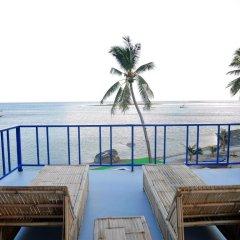 Отель Sarocha Villa 3* Стандартный номер с различными типами кроватей фото 5