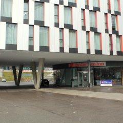 Отель Hilton Garden Inn Stuttgart Neckar Park парковка