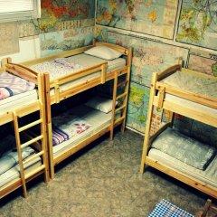 10 Coins Hostel Кровать в общем номере с двухъярусной кроватью фото 4
