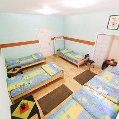 Мини-Отель Компас Кровать в мужском общем номере с двухъярусной кроватью фото 5