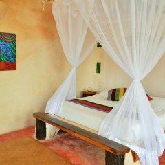 Отель Posada del Sol Tulum 3* Улучшенный номер с различными типами кроватей фото 3