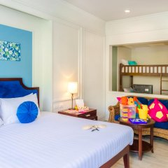 Отель Manathai Koh Samui 4* Стандартный номер с различными типами кроватей фото 3
