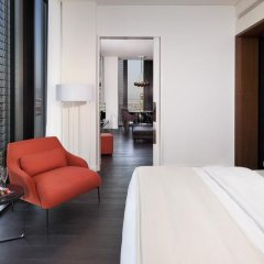 Отель Melia Vienna 5* Представительский люкс с различными типами кроватей фото 10