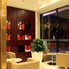 Отель City Comfort Inn Guangzhou Railway Station Sanyuanli Metro Station интерьер отеля фото 3