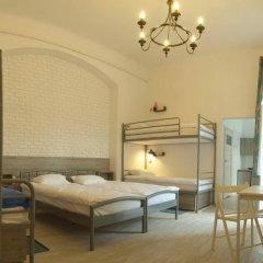 Hostel Lwowska 11 Апартаменты с различными типами кроватей фото 5