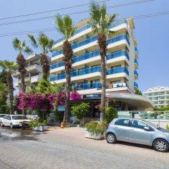 Moda Beach Hotel Турция, Мармарис - отзывы, цены и фото номеров - забронировать отель Moda Beach Hotel онлайн парковка