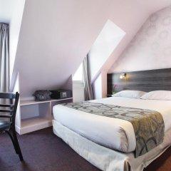 Отель Garden Saint Martin 2* Стандартный номер с различными типами кроватей фото 4