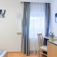 Отель Alfred Panzio комната для гостей фото 3