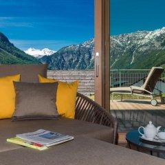 Die Wasnerin G'sund & Natur Hotel балкон