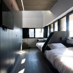 Sleep Well Youth Hostel Стандартный номер с различными типами кроватей фото 4