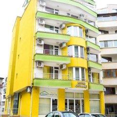 Отель Sun Болгария, Бургас - отзывы, цены и фото номеров - забронировать отель Sun онлайн парковка