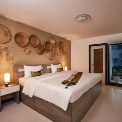 Отель Wattana Place 4* Номер Делюкс